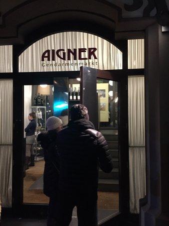 写真Aigner Gendarmenmarkt枚