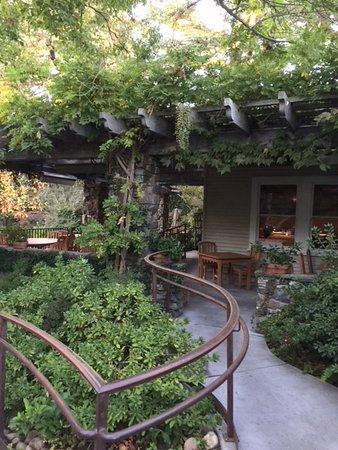 Wine & Roses Hotel: Restaurant