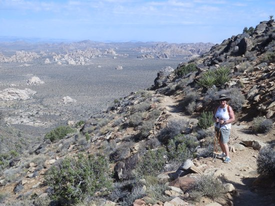 Twentynine Palms, CA: Hiking in JTNP
