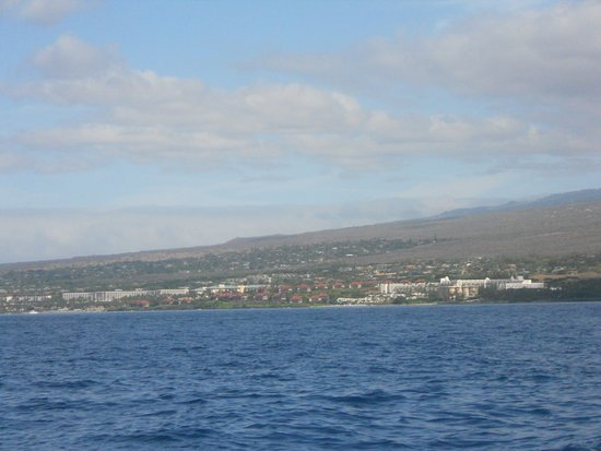 Kai Kanani Sailing Charters: Heading back to Maui