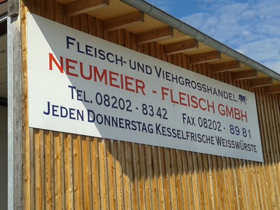Ried, Deutschland: Der Wirt