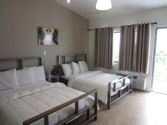 Shalimar Motel: guest room