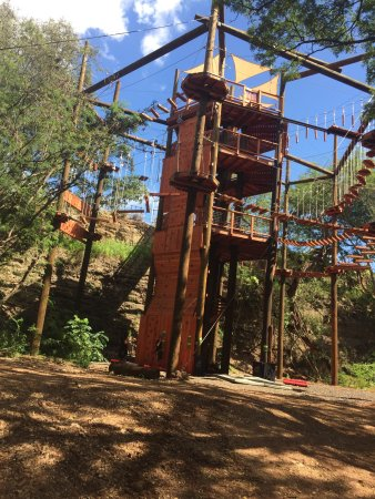 Coral Crater Adventure Park