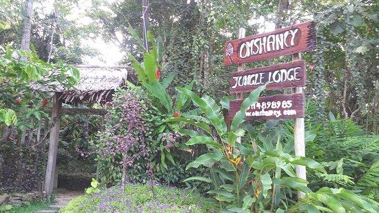 Omshanty : Entrada