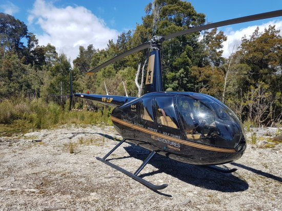 Strahan, Australia: Teepookana Plateau