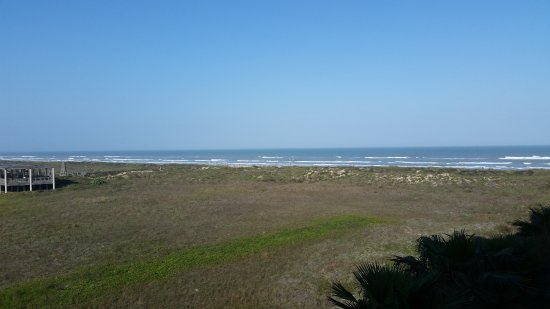 Hilton Garden Inn South Padre Island: View from Room 363