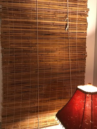 Jacaranda Inn: Moldy Blinds