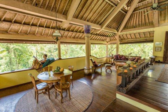 Mas, Indonesia: Arjuna suite