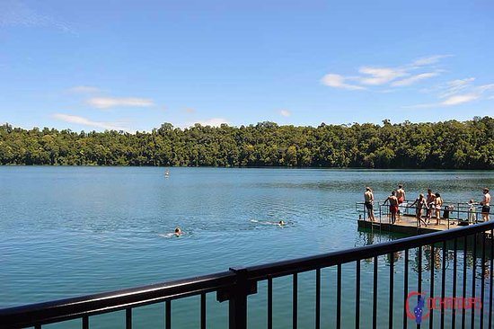 Tully, Australia: Day trip tour with Cockatours to Lake Eacham, Tablelands, Tropical North Queensland