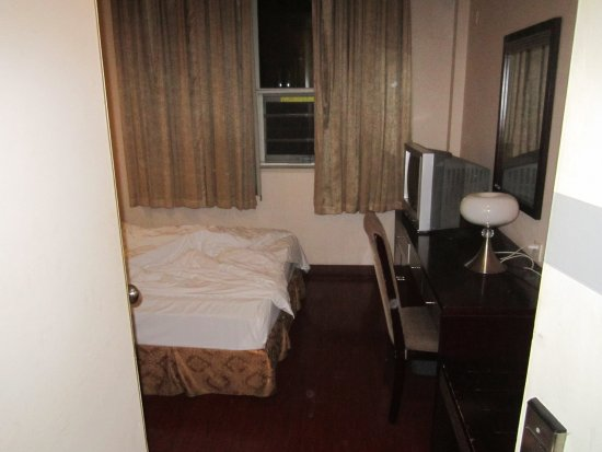 Shanghai City Central Youth hostel: Era R/C, mas seguro