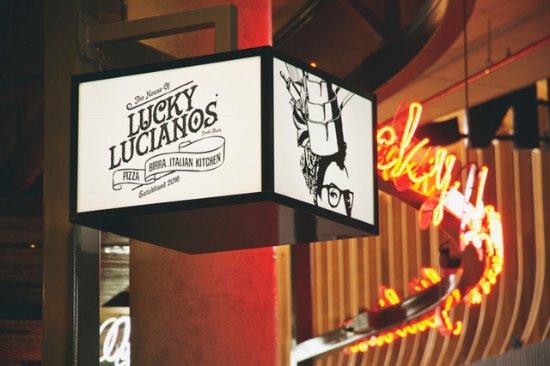 Robina, Australia: Lucky Lucianos GC