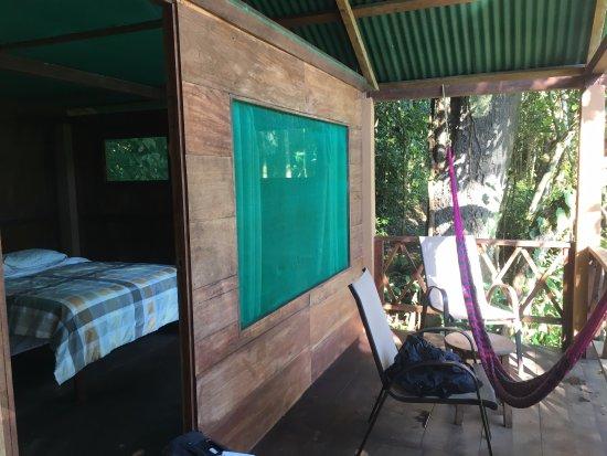 Lacanja, เม็กซิโก: Habitación junto al rio