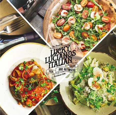 Robina, Australia: Amazing Pasta + Pizza + Salad!