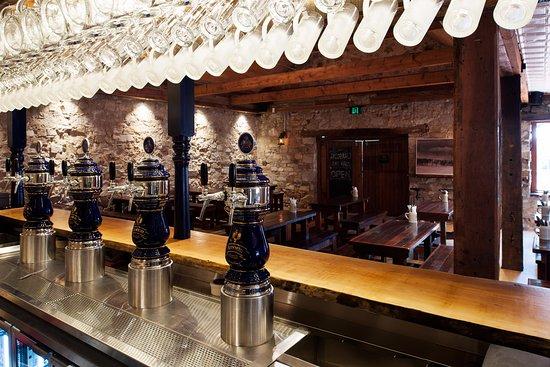 Hahndorf, Australië: Arcobrau Brauhaus Bar