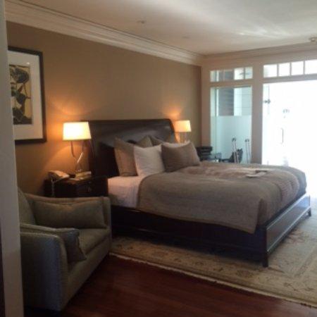Oban Inn, Spa and Restaurant: Oban Suite bedroom