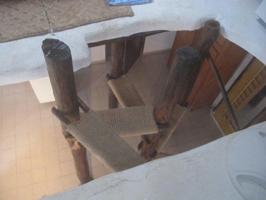 Amar Inn B&B: View from a loft