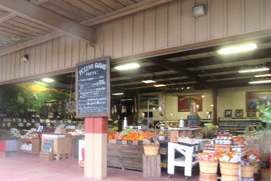 Castroville, Kalifornien: Pezzini Farms, Watsonville, Ca