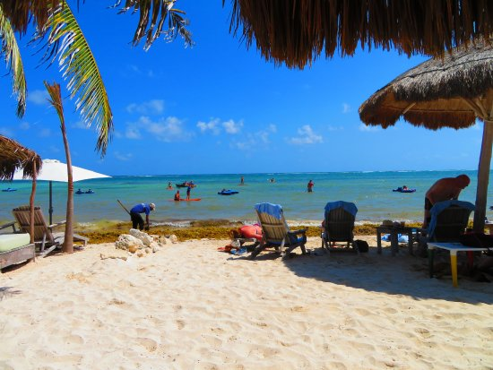 Maya Chan Beach: Beautiful view.