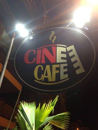 Bocas Town, Panama: Cine Cafe Bocas