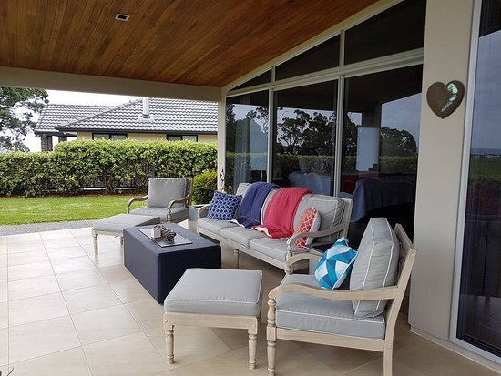 Bay of Plenty Region, Yeni Zelanda: Ahuru Bed & Breakfast