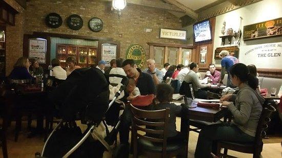 Glenview, IL: overicht eetgedeeltje