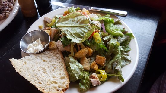 Sandpoint, ID: Chopped Chicken Salad