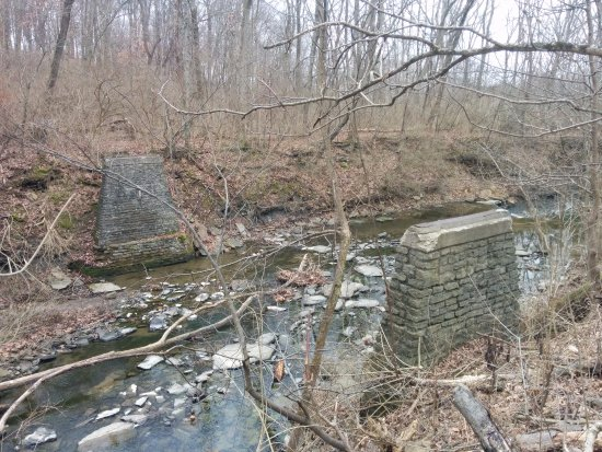 Sharonville, OH: Ruins indicate past activity