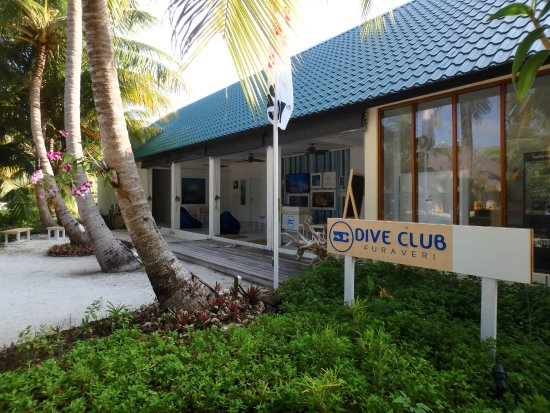 Raa Atoll: Dive Center
