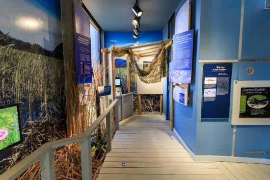 Yonkers, Estado de Nueva York: Hudson River Exhibit