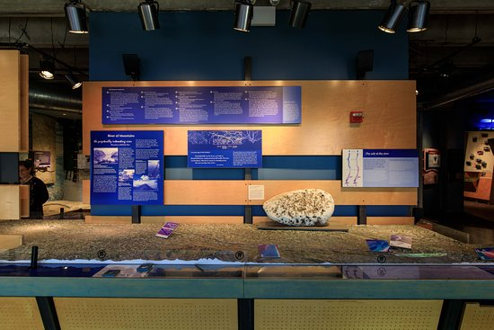 Yonkers, NY: Hudson River Exhibit