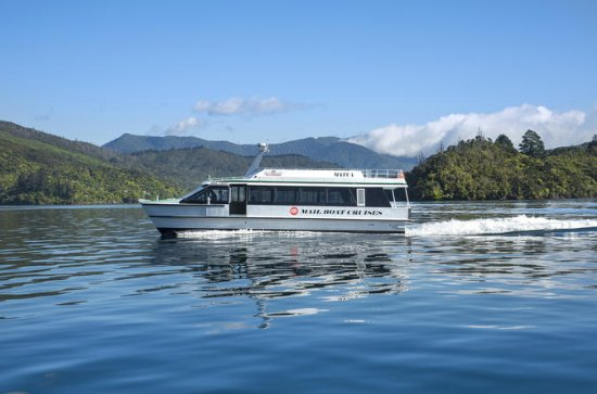 Marlborough Sounds Cruise de Picton