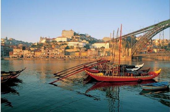 4-timers Semi-Private Oporto City Tour