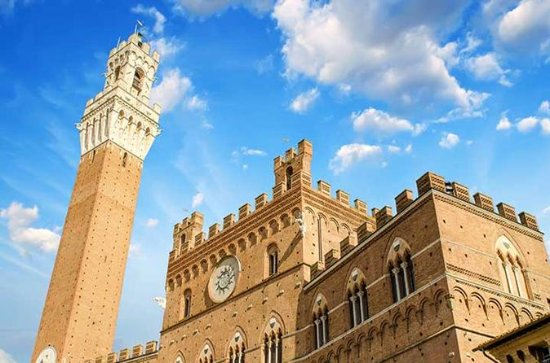 Siena and San Gimignano: Small-Group ...