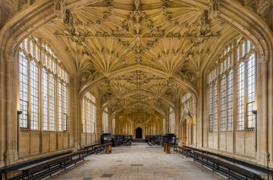 Harry Potter Tour a piedi di Oxford