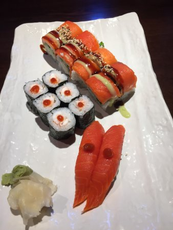 Langford, Canadá: Sushi Goodness