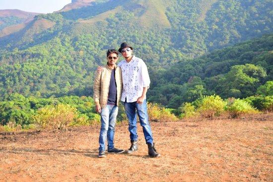 Kalasa, India: Ballalrayandurga near Kottigehara
