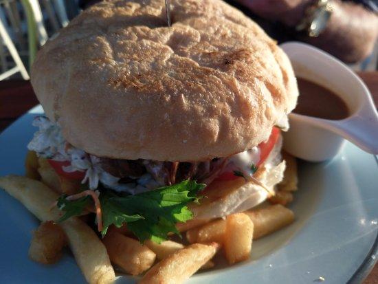 Warwick, Australia: Beef Burger