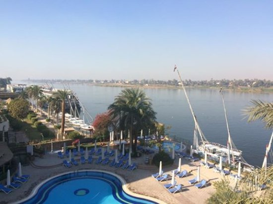 Steigenberger Nile Palace Luxor: The Amazing View