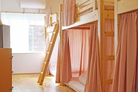 Arakawa, Japan: 8人ミックスドミトリー/ Dormitory Room