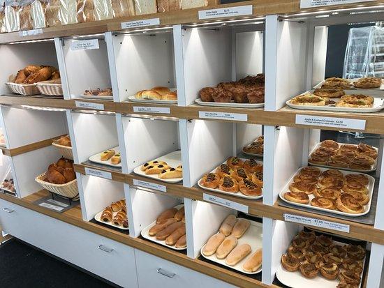 Beaverton, OR: More pastries