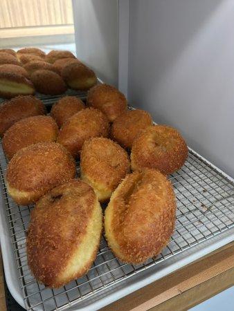 Beaverton, OR: curry doughnuts