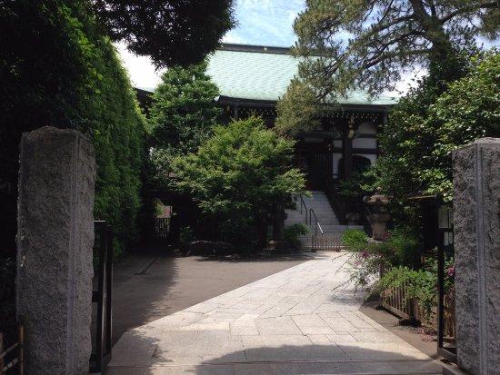 Denchuji Temple