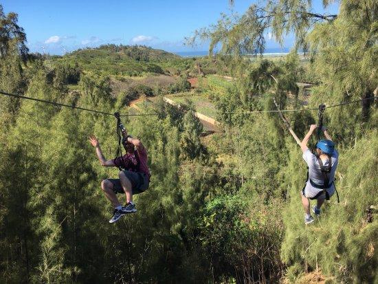 Kahuku, Hawaï: WOO HOO