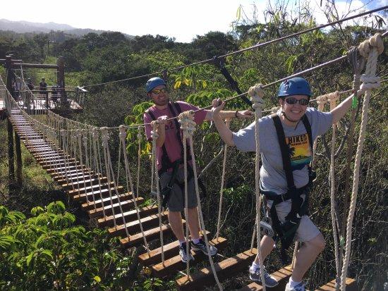 Kahuku, Χαβάη: Loved the Sky Bridge!