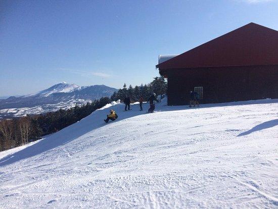 Palcall Tsumagoi Ski Resort : ゲレンデ-2