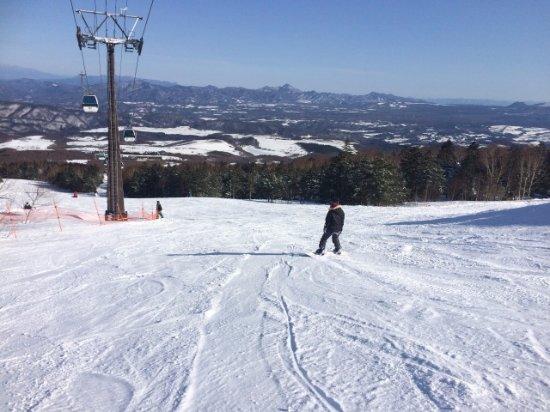 Palcall Tsumagoi Ski Resort : ゲレンデ-3