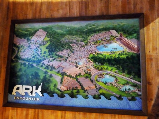 Williamstown, KY: Future plans of Ark Encounter