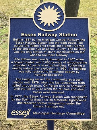 Historic Essex Railway Station: photo3.jpg