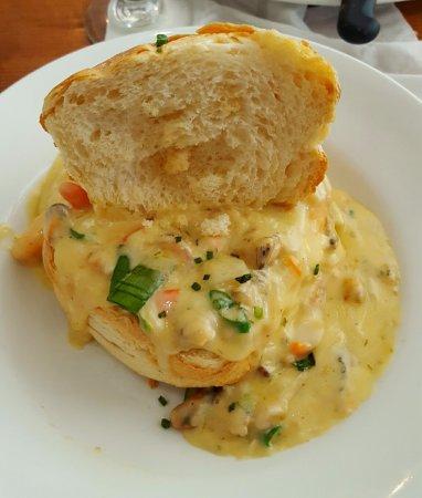 Noosaville, Australien: Seafood Bisque