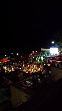 Days Hotel Tagaytay: La fête jusque 3h30